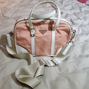 Authentic Mini Prada Bag